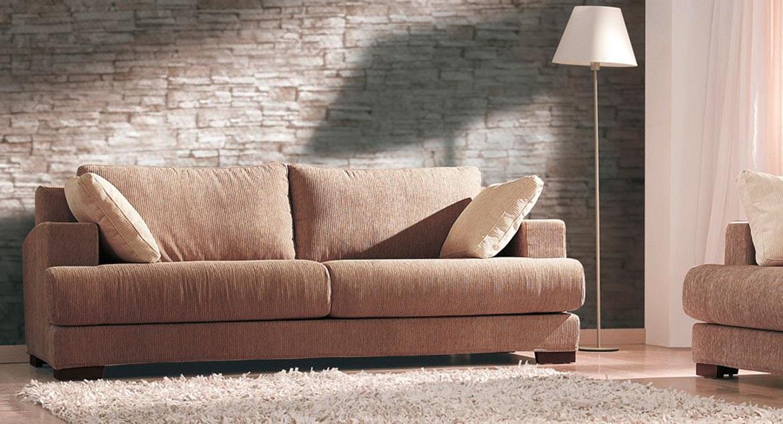 Birchler Innendekoration Sofa Wohnung Stoffe